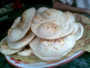 The best rotis in the world - Dilli, Kareems