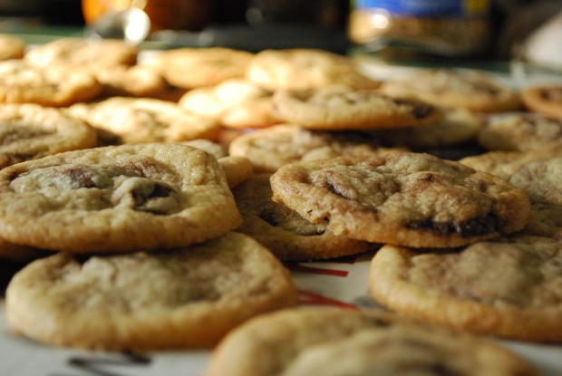 The Consummate Chocolate Chip Cookies