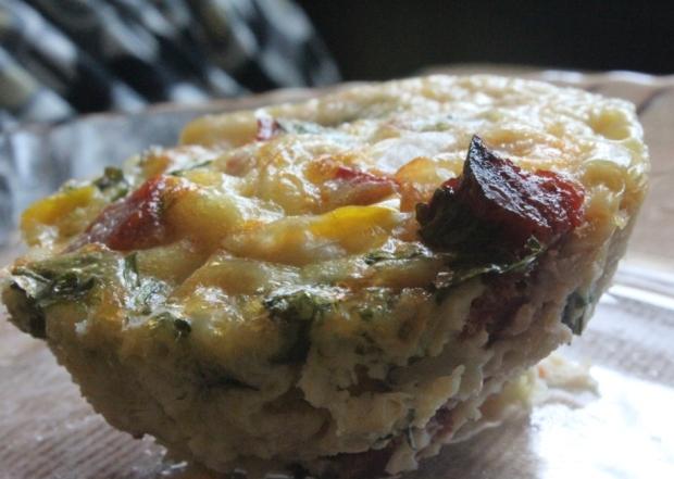 Muffin Omlete
